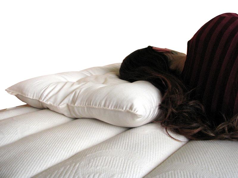 100% Organic Dunlop Latex PIllow Sleeping Organic