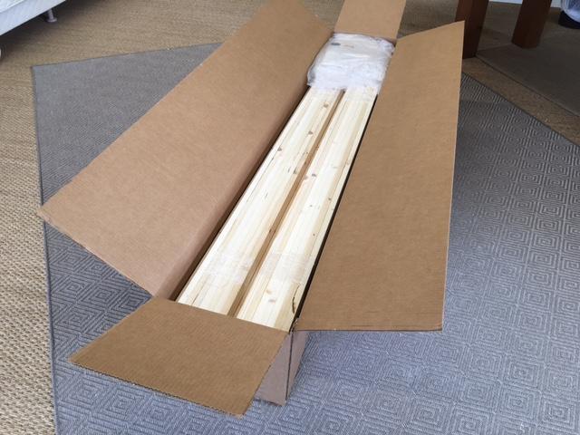 Wood Mattress Foundation Premium White Pine Sleeping