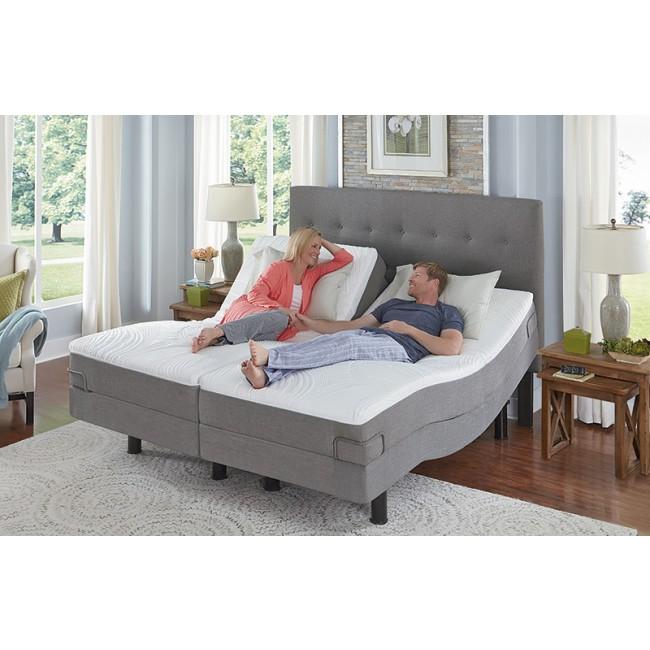 Organic Upholstered Headboard For Reverie Beds Padded