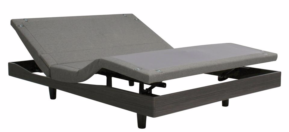 Reverie 7t adjustable bed sleeping organic for Bed tech 3000