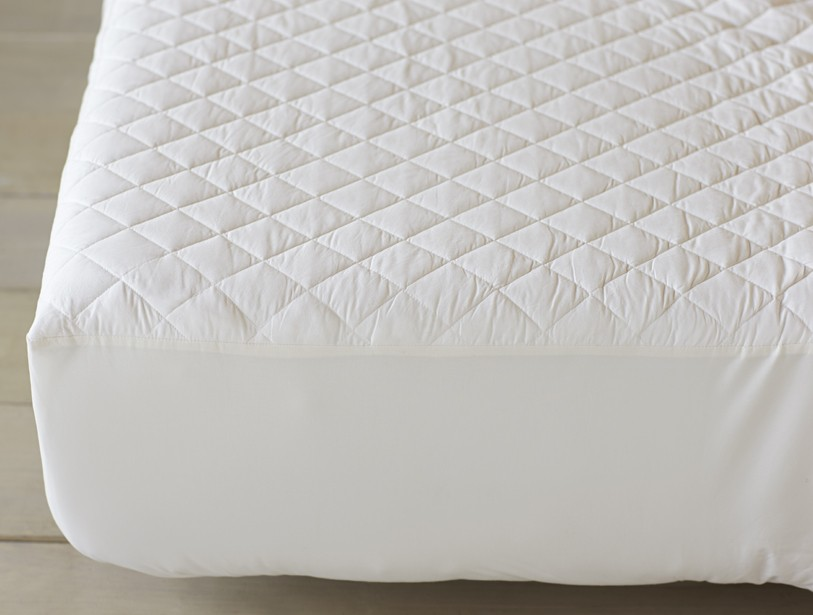 Natural Mattress Pad by Sleeping Organic