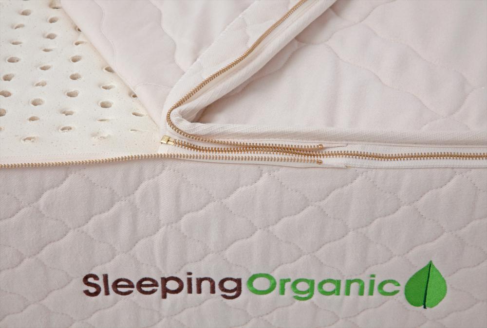1 Organic Latex Mattress  Talalay \u0026 Dunlop  100% Personalized