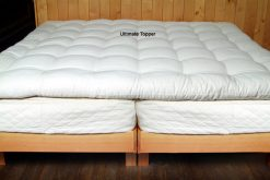 ultimate wool mattress topper