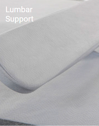 adjustable bed lumbar support