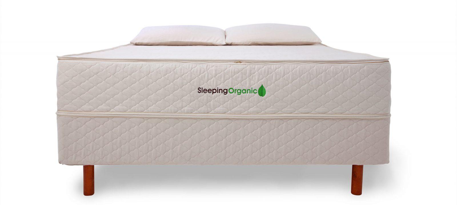 Sleeping Organic Natural Latex Mattresses & Bedding