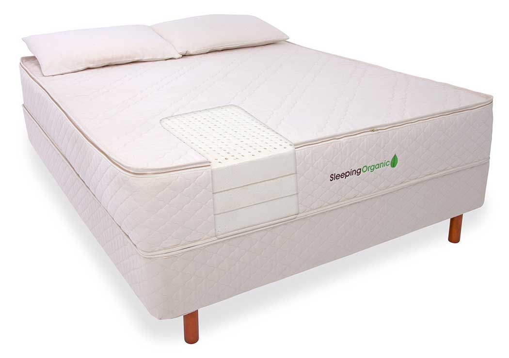 Certified Organic Latex Mattress | Talalay & Dunlop Available