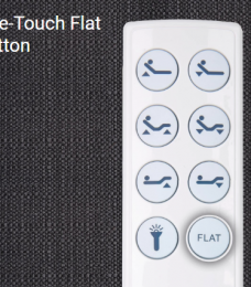make-bed-flat-button-leggett-platt-remote