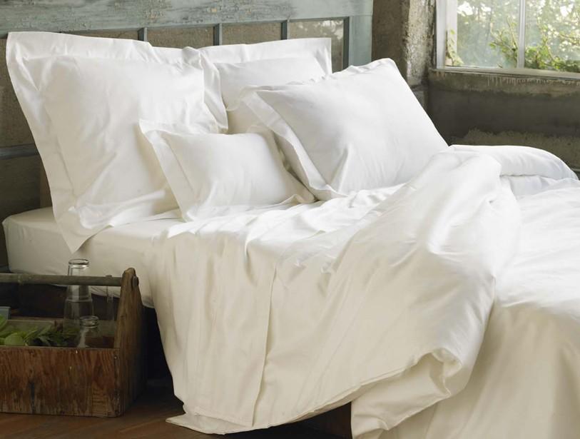 Sateen Duvet Cover Amp Sham Sleeping Organic