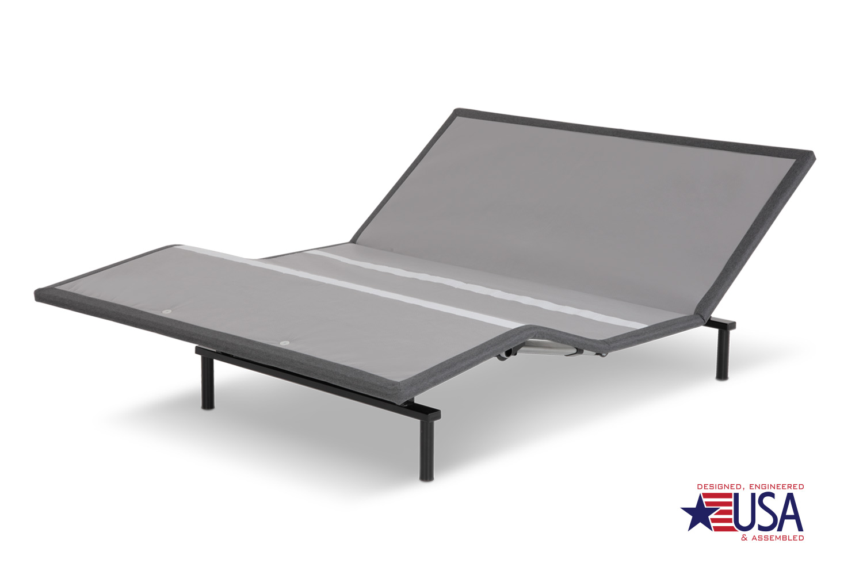 raven by leggett and platt adjust bed foundation