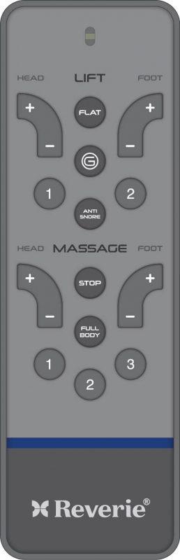 reverie 5d remote control