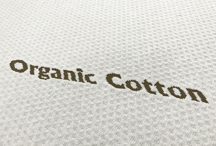 gots organic mattress topper cover