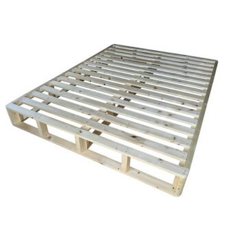 twin bed wood foundation slats