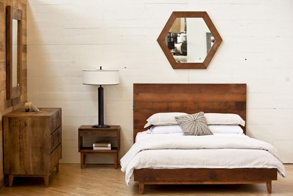 Wilshire Platform Bed By Urban Woods Sleeping Organic